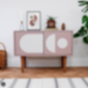 Elizabeth Dot Design Sideboard