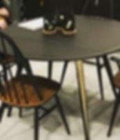 Lollipop Interiors Dining Table