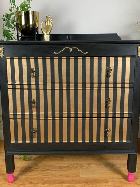 Amy Edwards   Ticketyboo Hand Painted Furniture