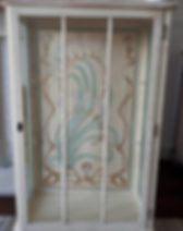 Julia Clare Interiors Painted Cabinet.pn