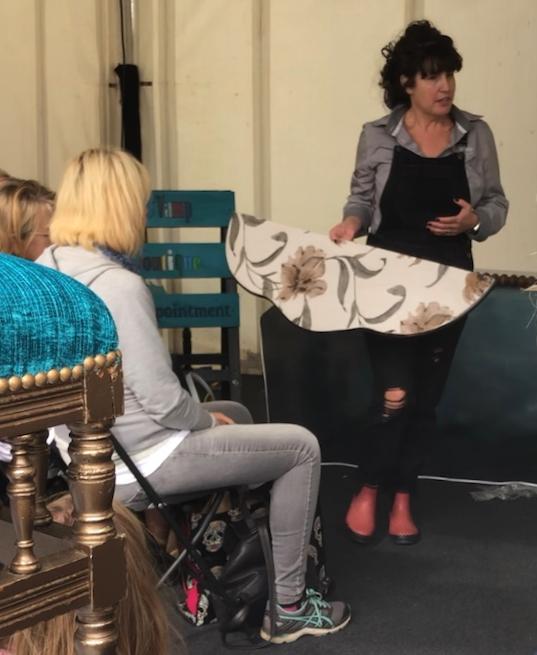 Sarah Ashby Bassett | Handmade Festival Sept 2018