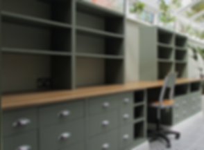 UNIQ Furniture Bespoke Cabinetry; the House of Upcycling