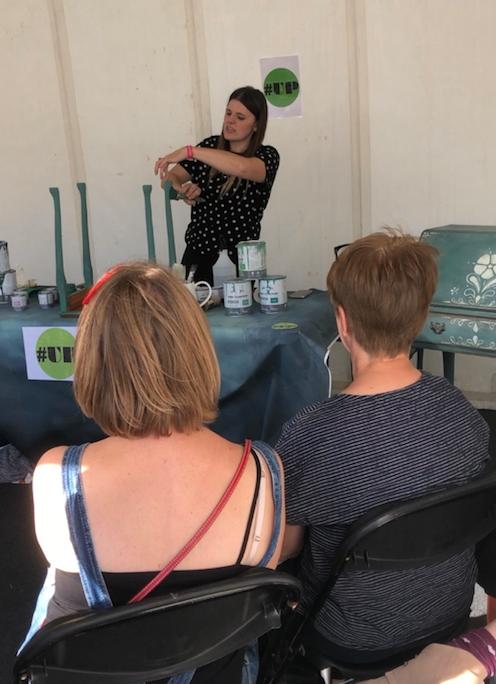 Maisies House Demo | The Handmade Festival 2018