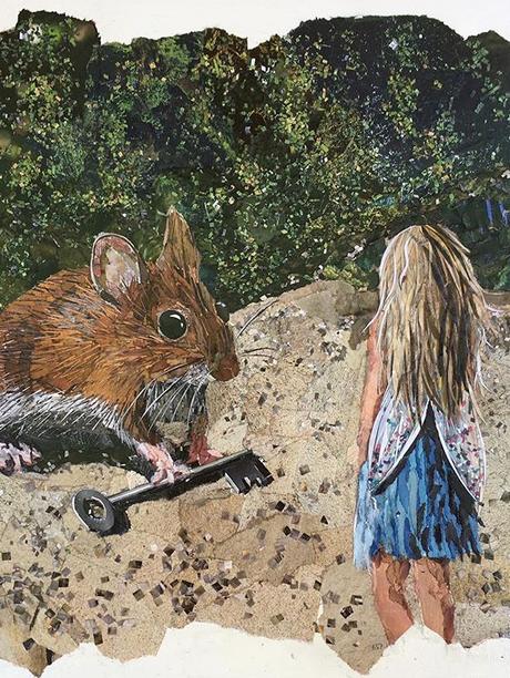 Kirstie Adamson Art Derbyshire