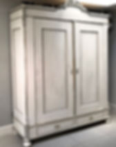 Napoleon R Refinished French Armoire.jpg