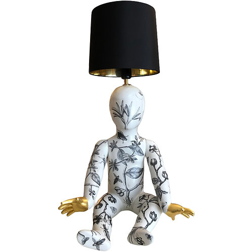Louisa Mannequin Table Light