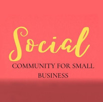 Social Media Community by Sarah Pelley