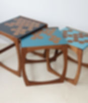 Roc Furniture Nest of Tables
