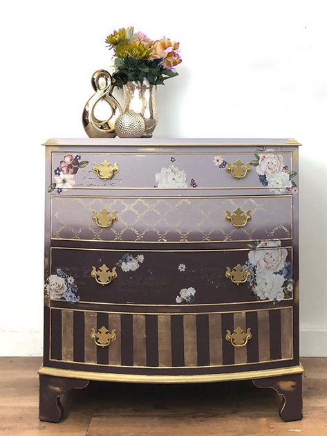 Grace & Ethel Hand Painted Furniture