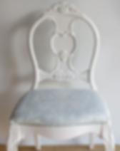 DuMaison Vintage Louis Style Chair 2019.