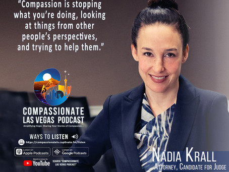 Episode 010: Compassionate Justice with Nadia Krall