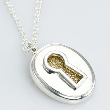 Keyhole Pendant
