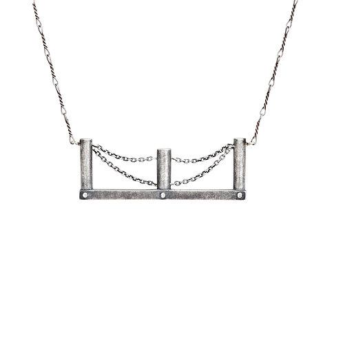 Tiny Bridge Necklace