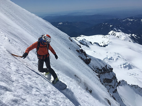 Advanced Splitboard Mountaineering:4 Day