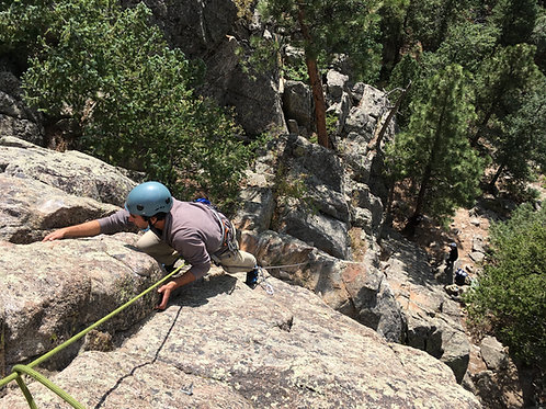 Intro to Cragging: 2 Day
