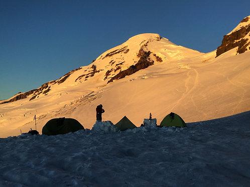 Baker Summit Climb