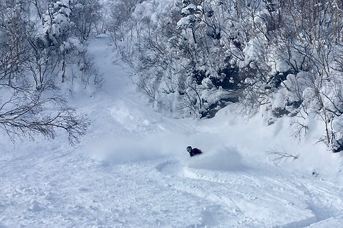 Hokkaido Japan Ski Trip 2022