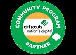 Girl Scouts Community Program Partner