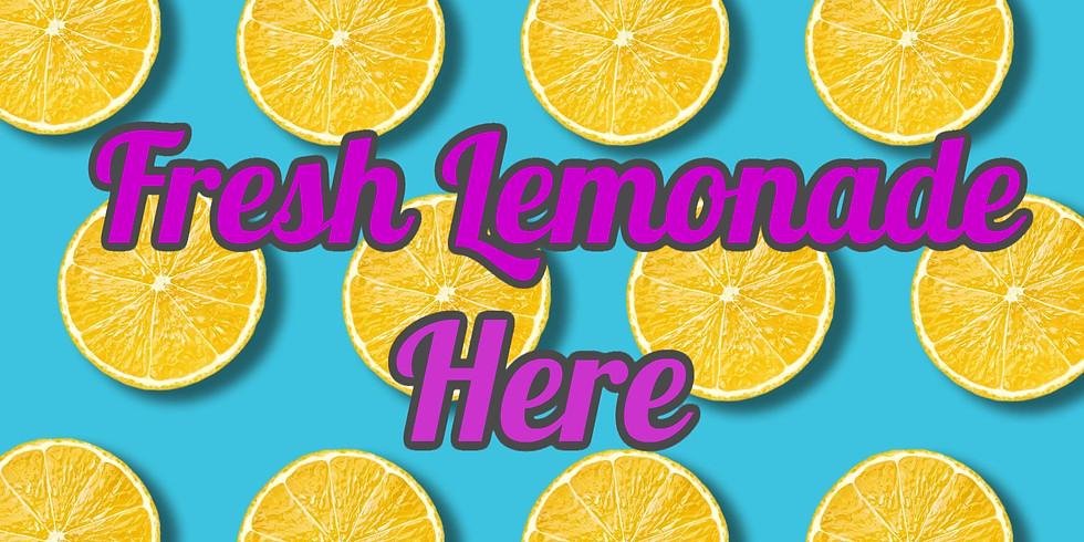 Lemonade Stand Meet and Greet