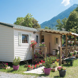 mobil home camping savoie