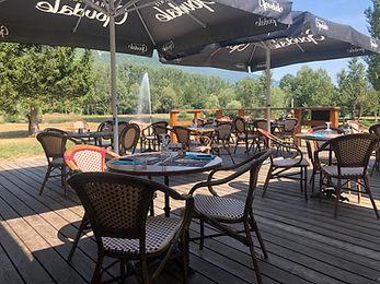 restaurant camping savoie vacance montagne