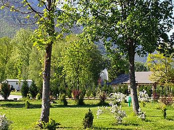 camping savoie montagne location