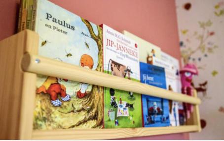 Remedie voor gebrekkige leesvaardigheid: lezen, lezen, lezen...
