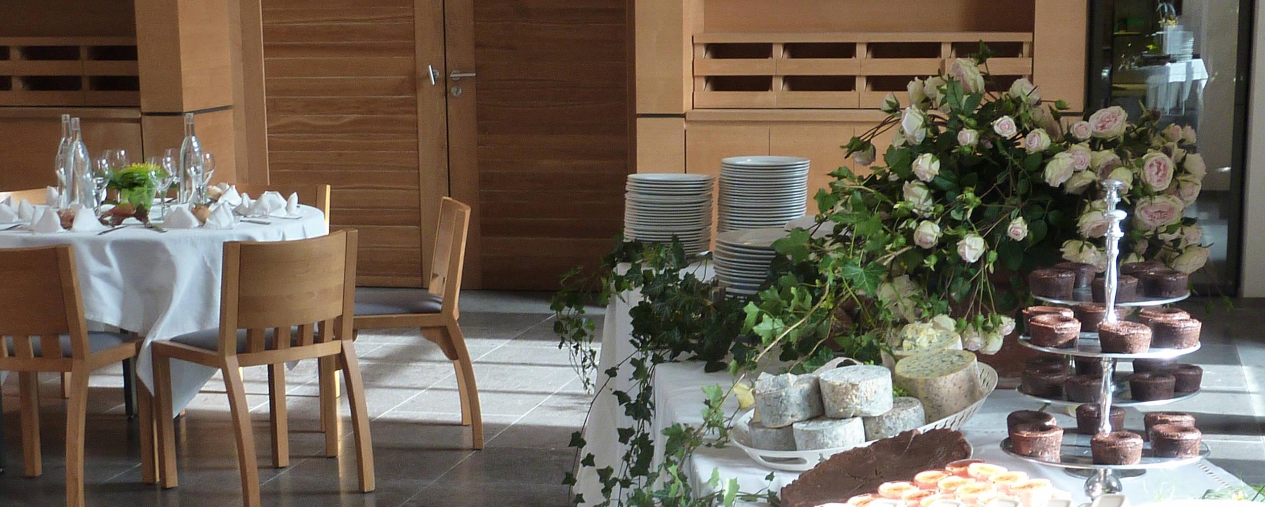 Espace Lafayette - Salle de restauration