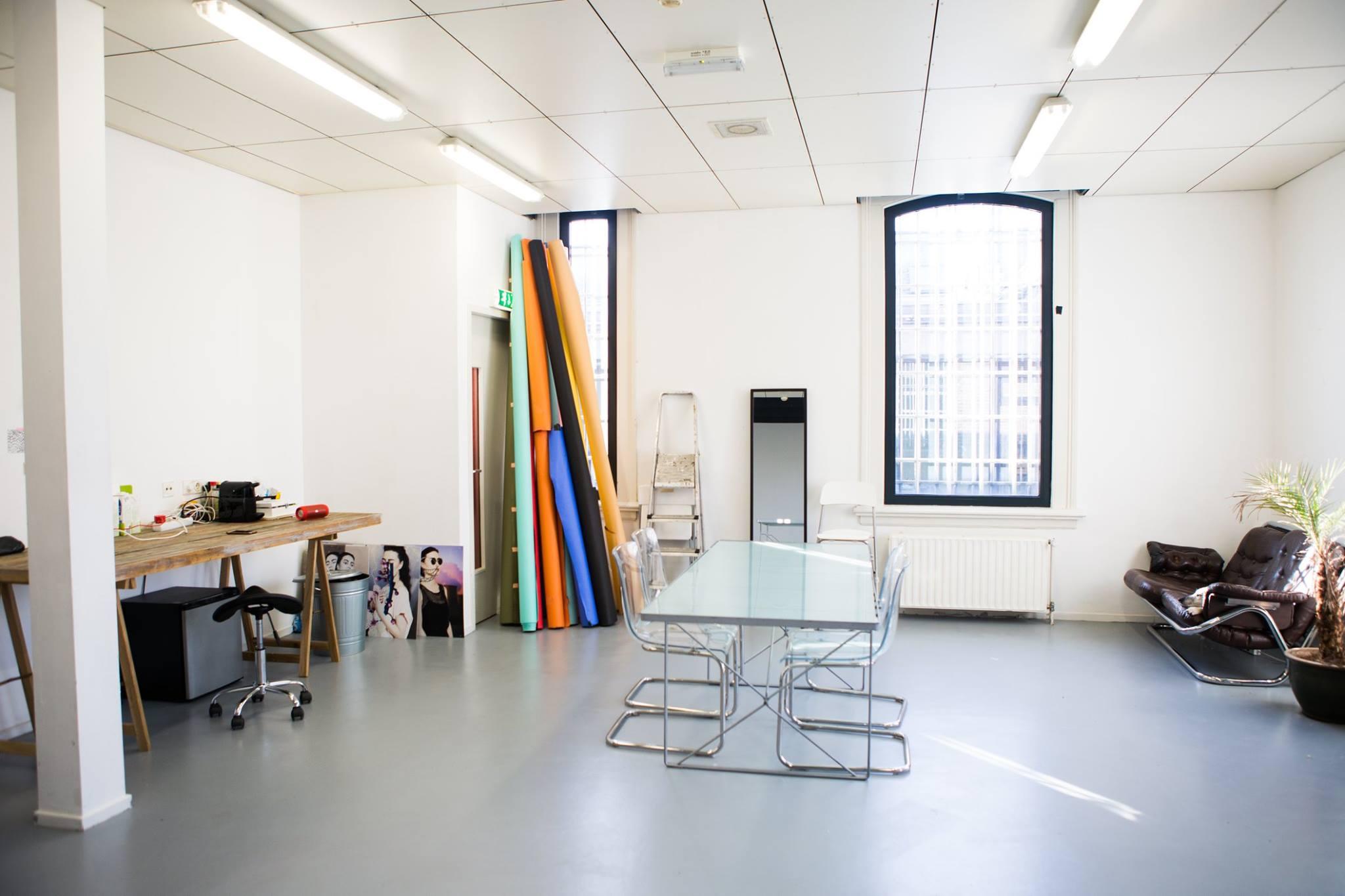 Fotostudio faciliteiten