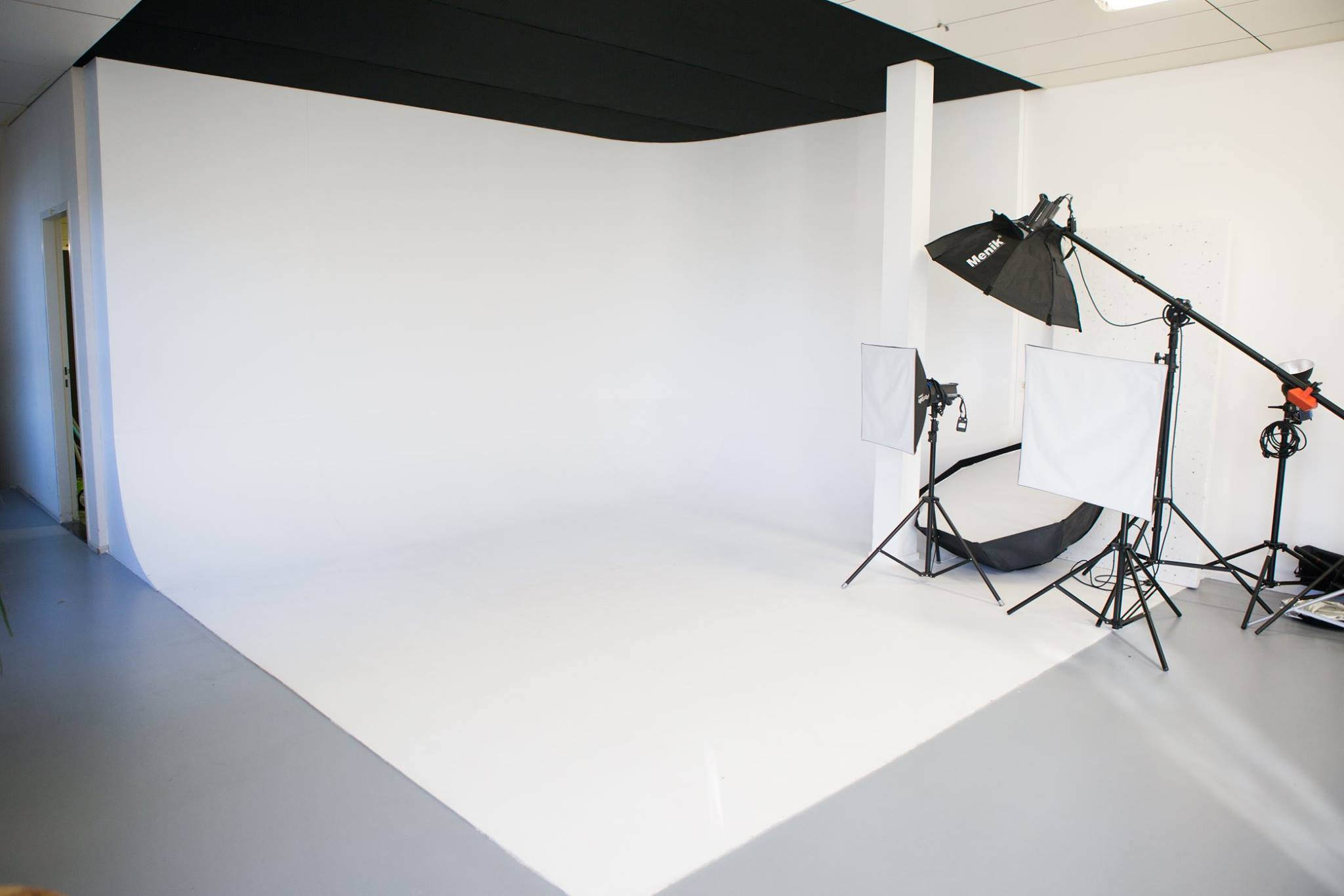 Limbo rondwand fotostudio