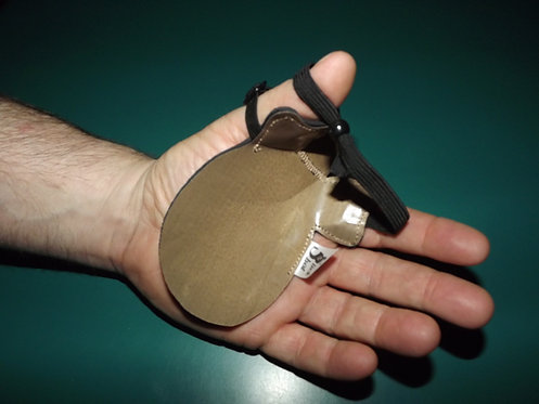 Low/Medium Wrist Slick Shot with Finger Sling - RIGHT hand shooter