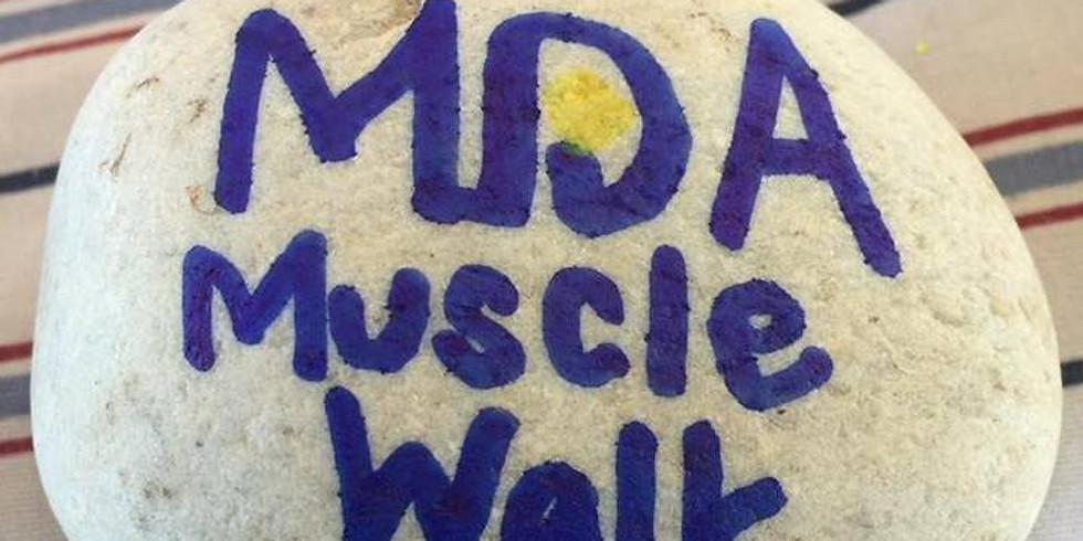 MDA- Orlando Muscle Walk 2020
