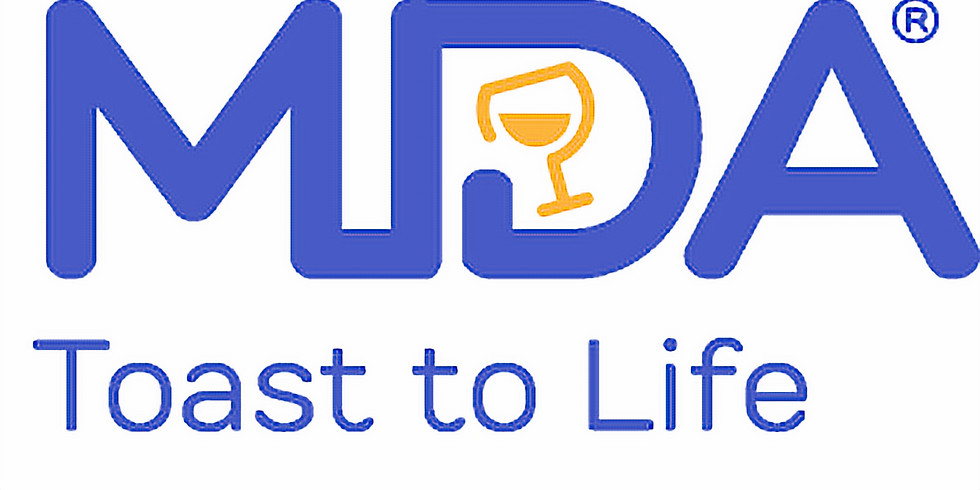 Muscular Dystrophy Association- Toast to Life