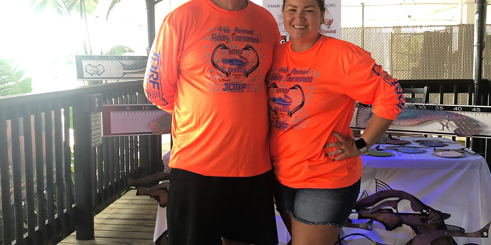 Hooked on a Cure Fishing Tournament 2020