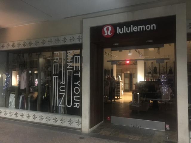 LuLuLemon Biltmore