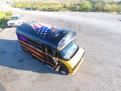 Bus Conversion Full Wrap