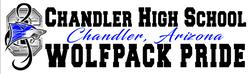Chandler Parade Banner
