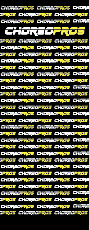 ChoreoPros Roll Up Banner