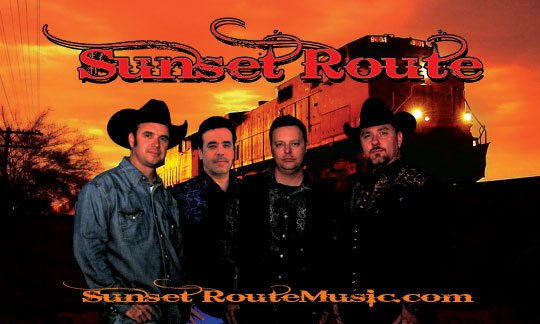 Sunset Route Band