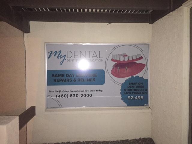 My Dental Window Perf