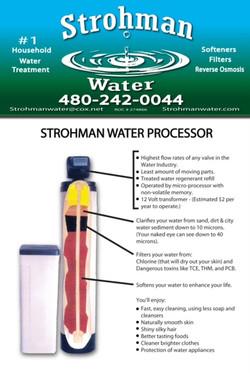 Strohman Water