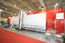 Empresas italianas mostram novidades da indústria vidreira durante a Glass South America