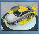 Níveis de blindagem automotiva