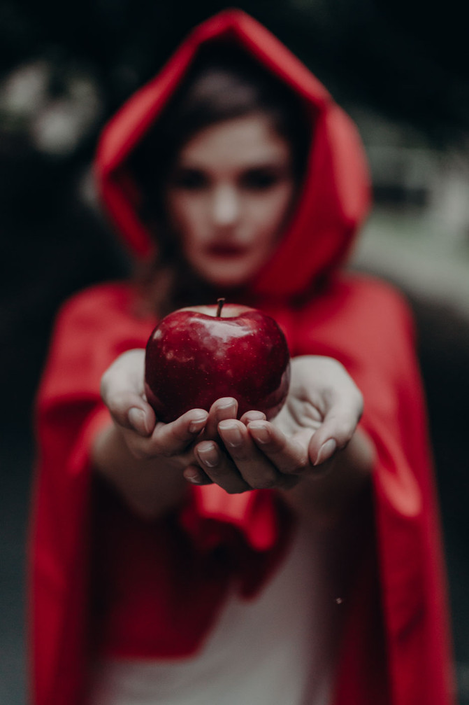 Red Riding Hood | Portrait Session