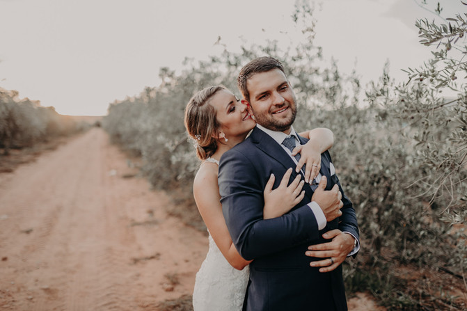 Wilfred & Christelle | Wedding