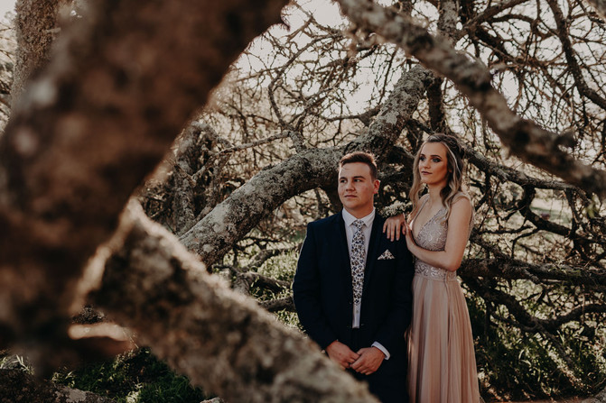Rohan & Rochelle | Matric Farewell
