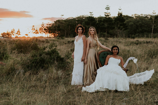 Bridal Styled Session | Group