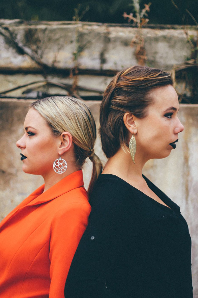 Liz & LJ | Styled Fashion Session