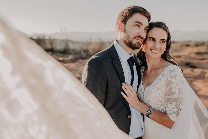 Micheal & Dorinda | Wedding