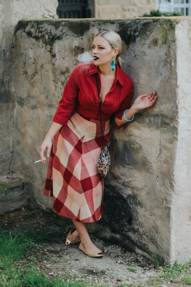 Liz & LJ | Styled Fashion Session